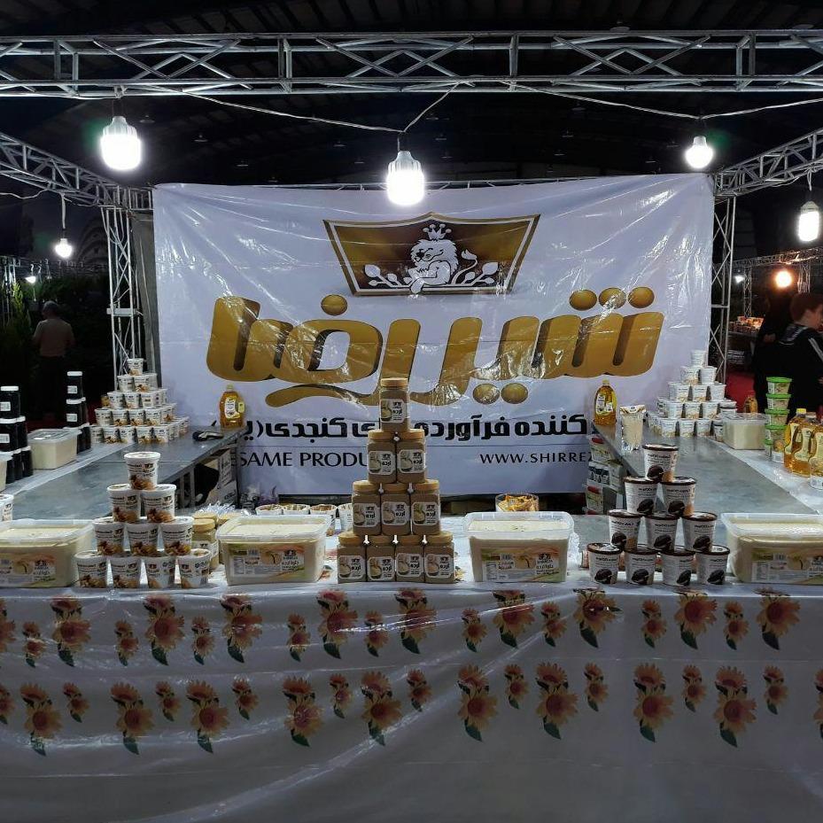 ریاست نمایشگاه های برتر کشور برترین محصولات رو در نمایشگاها سرار کشور محصولات شیر رضا میداند ...