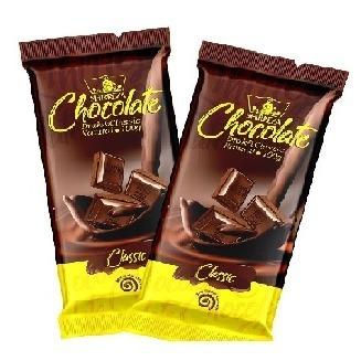 Creates a dessert of chocolate