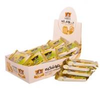 حلوا شکری   شیررضا  مقدار 90 گرم در بسته بندی 24 عددی