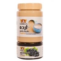 ارده + شیره انگور شیررضا مقدار 850 گرم