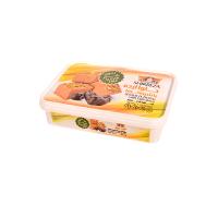 حلوا ارده با شیره خرما شیررضا مقدار 400 گرم